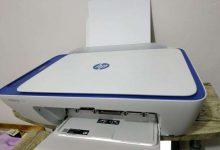 惠普2621喷墨打印机加墨水方法