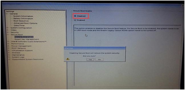 开机按F10进入BIOS设置安装WIN7