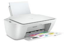 惠普DJ2775打印机加墨水教程